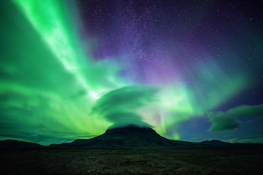 Discover the amazing Northern Lights in Iceland