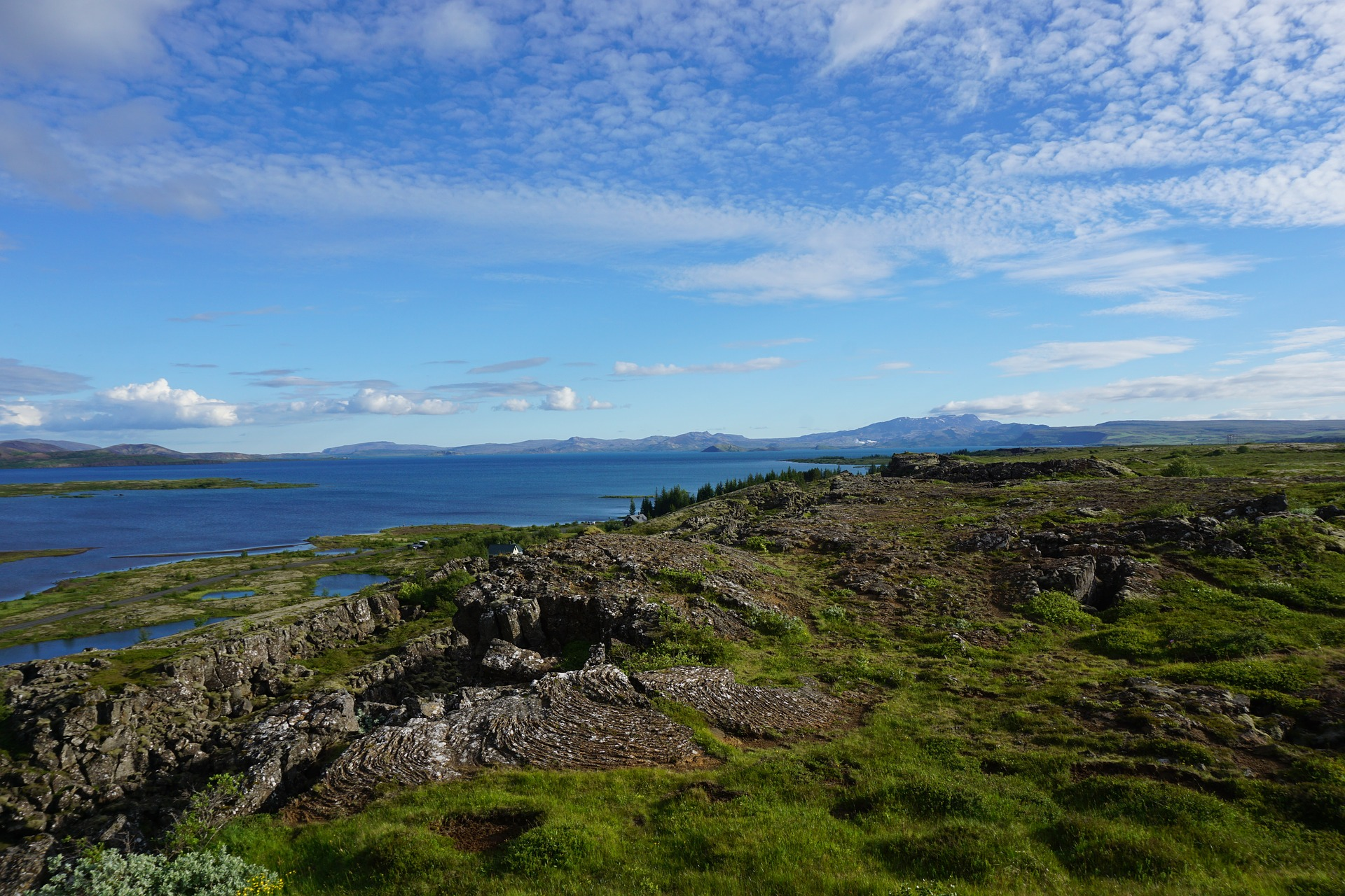 Golden Circle Thingvellir National Park in Iceland