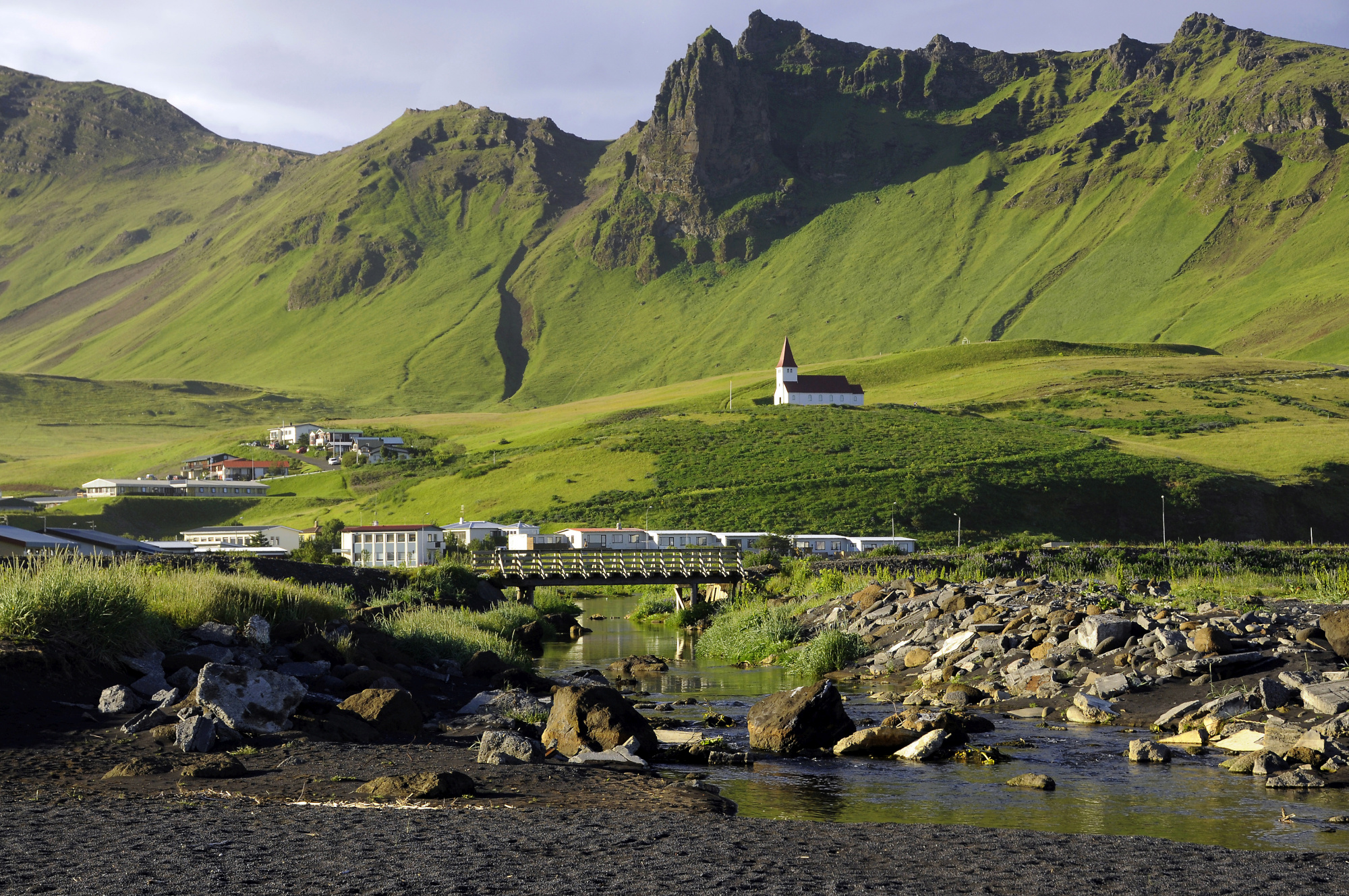 The town of Vik in Iceland: What to see and do?